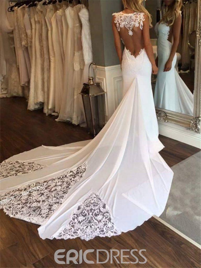 15 Best Backless Wedding Dresses In 2021 Royal Wedding