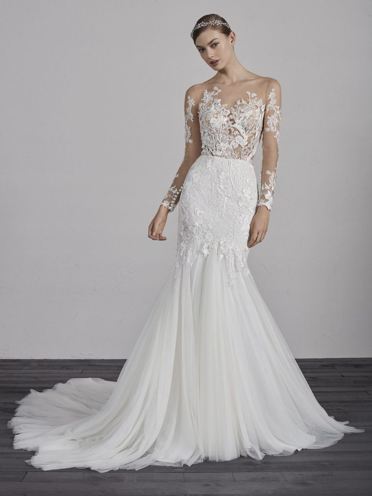5 Best Wedding Dresses for Tall Brides in 5 - Royal Wedding
