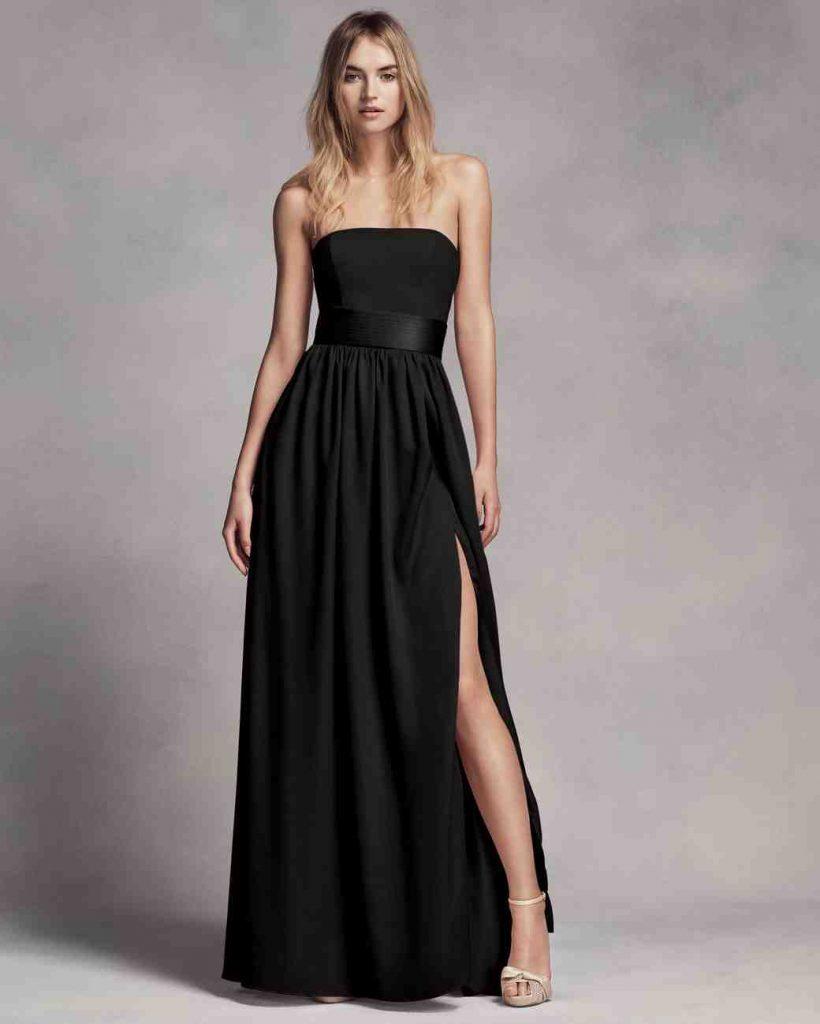 Cheap Wedding Dresses Reddit: Best 15 Black Bridesmaid Dresses In 2019