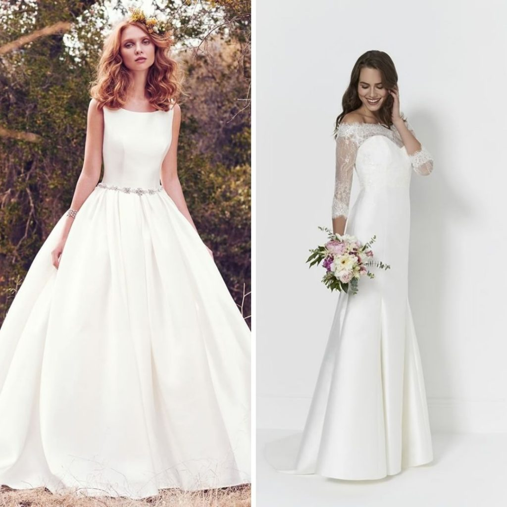 Popular Wedding Gowns: 41 Best Wedding Dresses For Older Brides In 2020