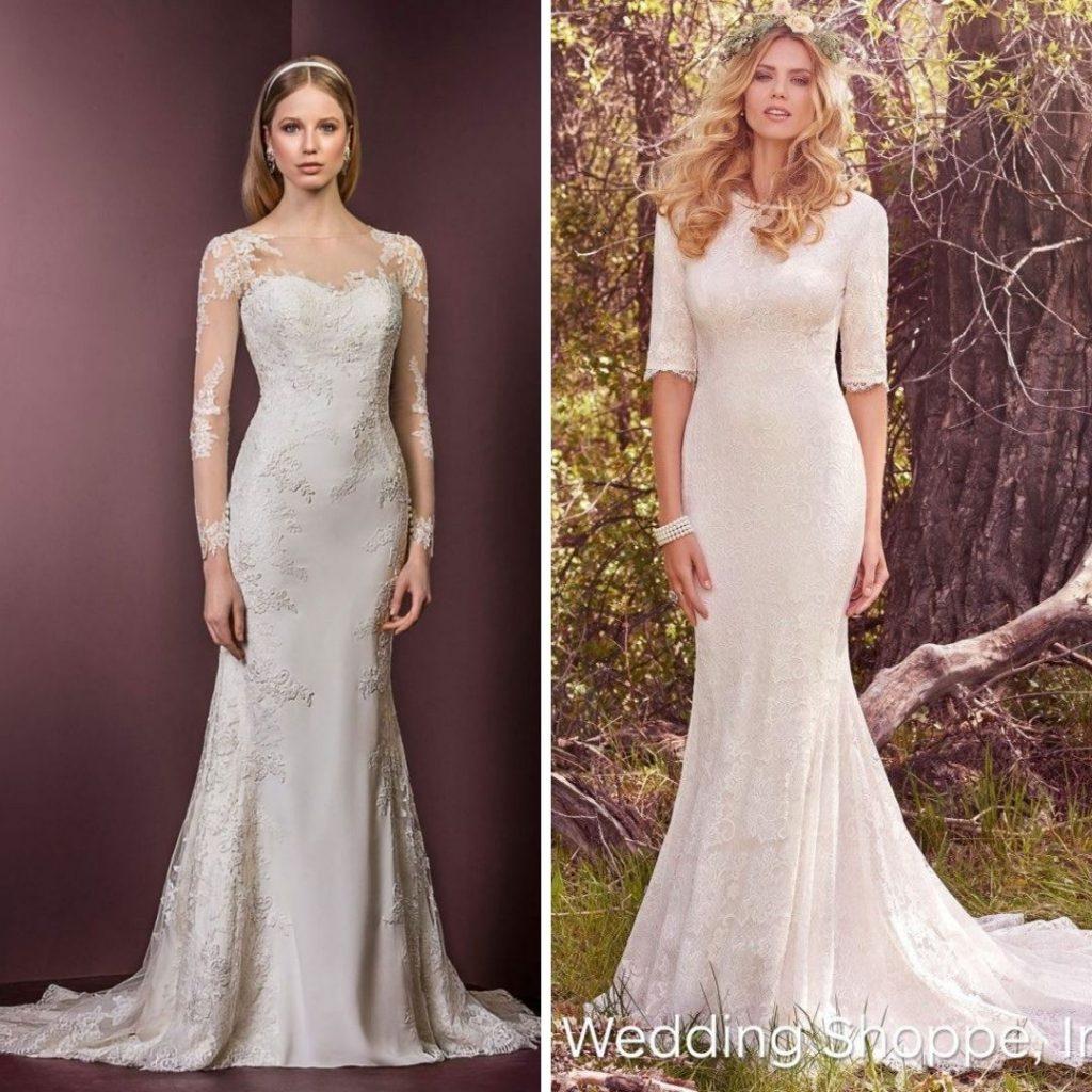 Mature Brides Wedding Gowns: 41 Best Wedding Dresses For Older Brides In 2019