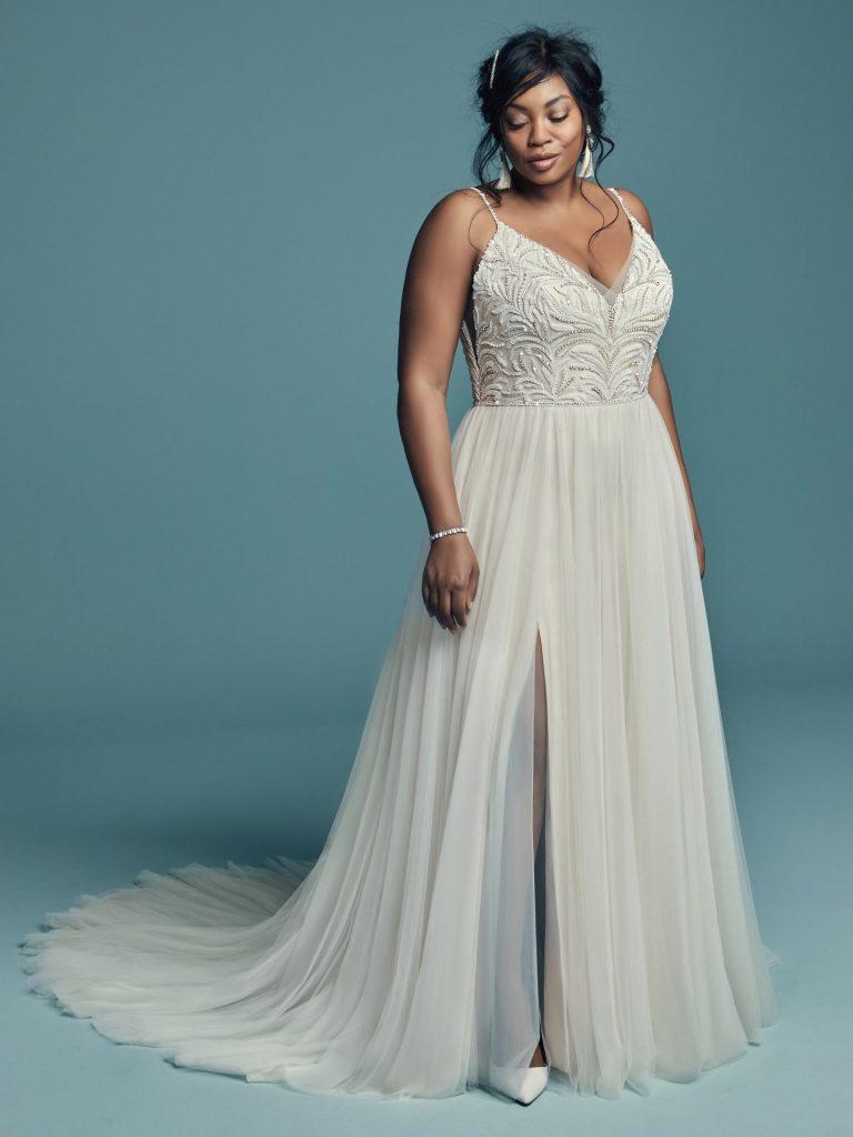 best wedding dresses for curvy figures off 18   medpharmres.com