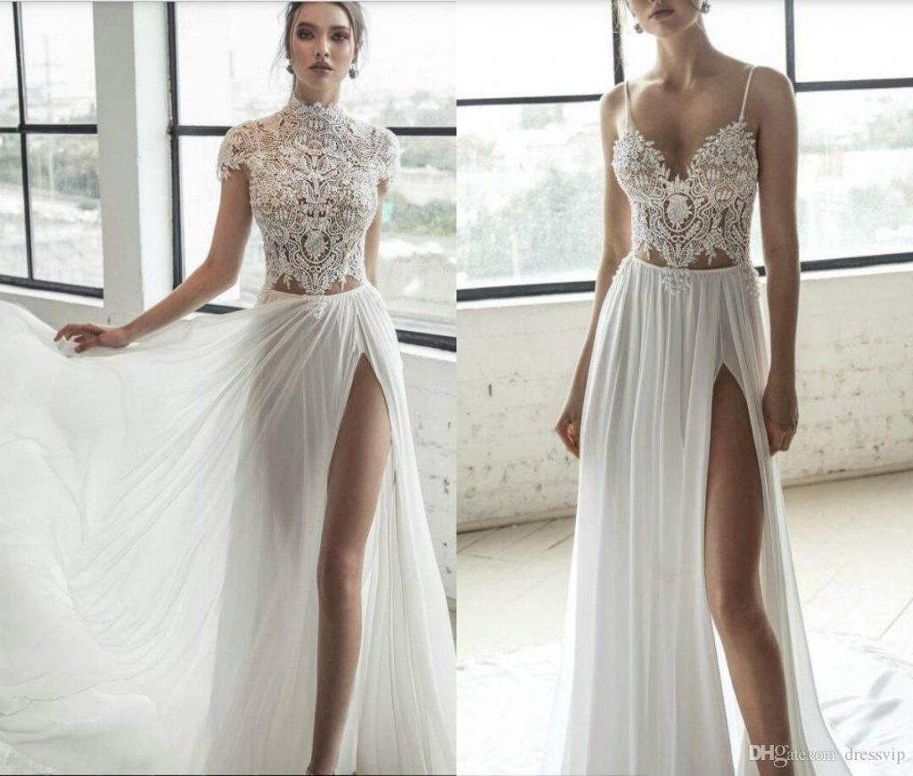 Wedding Gowns For A Beach Wedding: 21 Best Beach Wedding Dresses For 2020