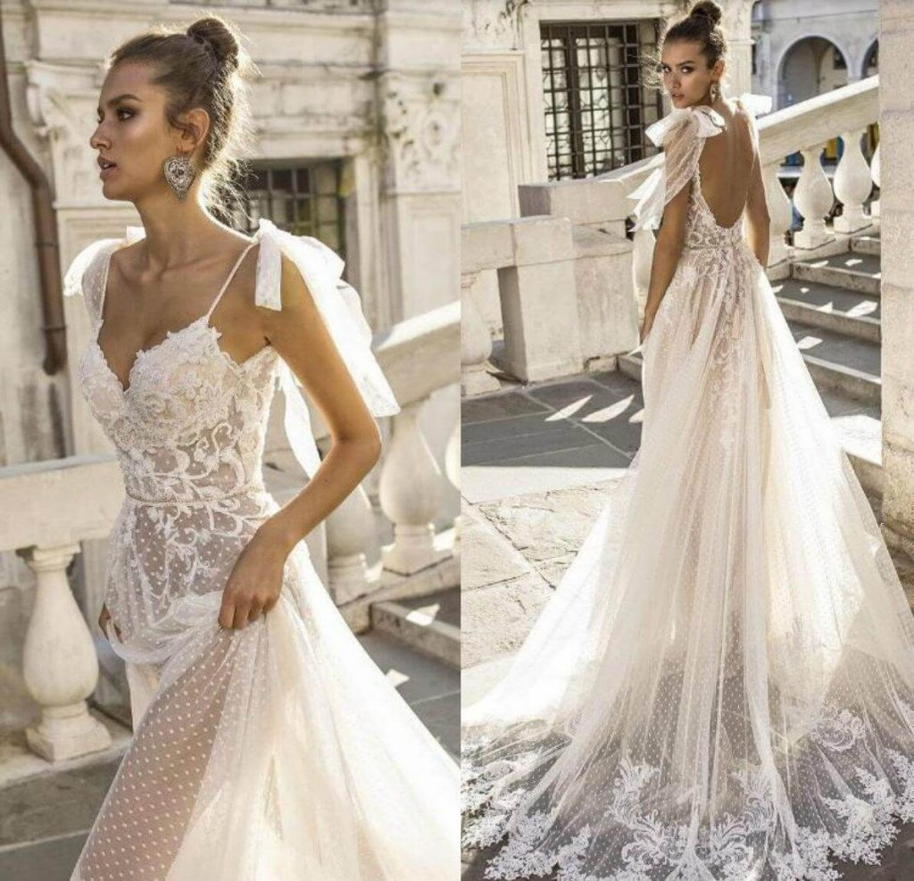 21 Best Beach Wedding Dresses For 2020