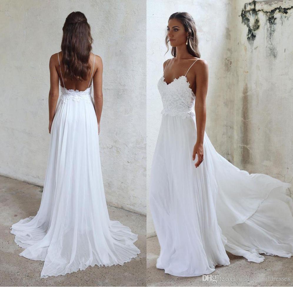 21 Best Beach Wedding Dresses For 2020