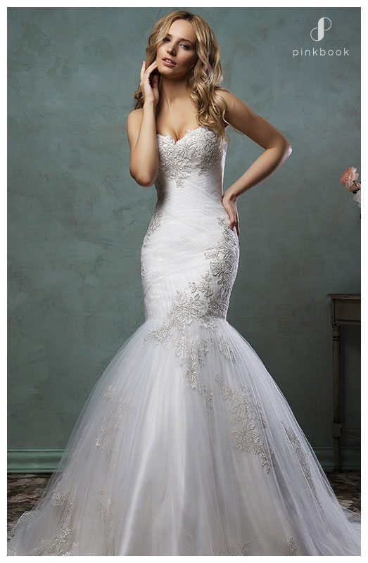20 Best Mermaid Wedding Dresses in 2020 - Royal Wedding