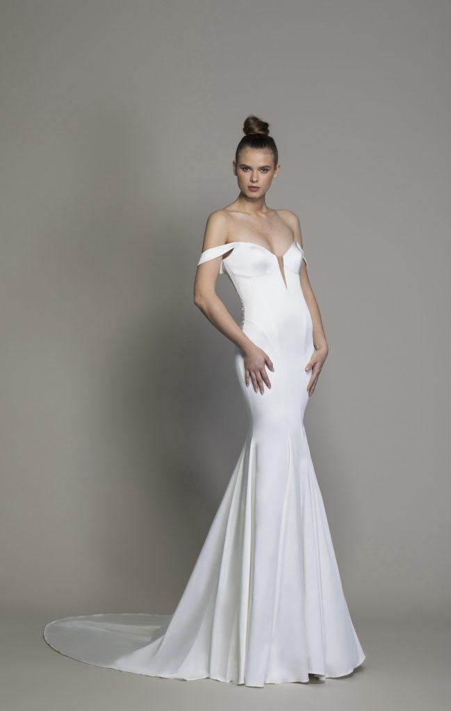 15 Best Sheath Wedding Dresses Designs Royal Wedding